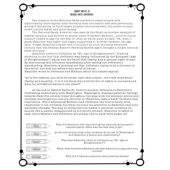 Finding Proof-Text Evidence-Making Inferences-Context Clues (HAMILTON BUNDLE)