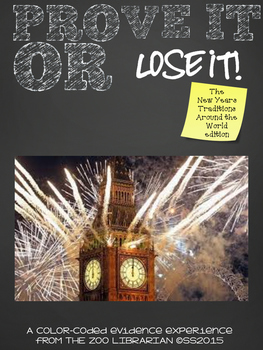 Prove It Or Lose It! (The New Years Edition) finding text