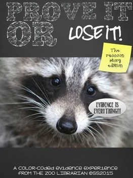 Finding Proof-Text Evidence-Making Inferences-Context Clues (RACCOON STORY)