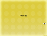 Prove It! Persuasive Writing and Debating PPT