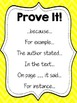 Prove It! Poster
