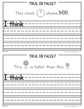 Prove Yourself! {MATH EDITION} Math Talk Prompts Requiring Evidence and Proof
