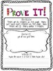 Prove it! {2nd grade Operations and Algebraic Thinking}