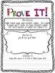 Prove it! {4th grade Common Core math problems} 2nd Edition!