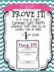 Prove it! {4th grade Common Core math problems} MEGA PACK!