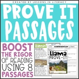 Prove-it Passages Volume 1