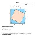 Prove the Pythagorean Theorem