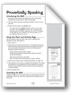Proverbially Speaking (Evaluating)