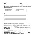 Proverbs & Adages Quiz L4.5b REVISED