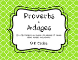 Proverbs and Adages QR Codes
