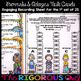 Proverbs and Adages Task Card Activities