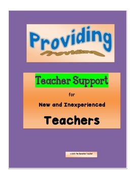 Providing Teacher Support