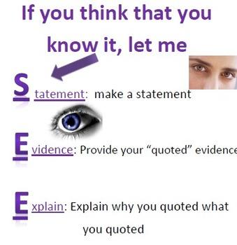 Providing Textual Evidence