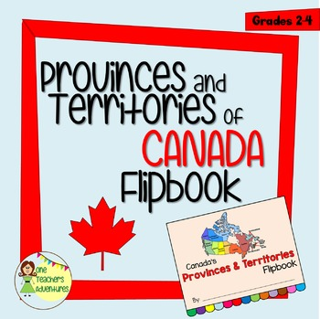 Provinces and Territories of Canada Flipbook Project