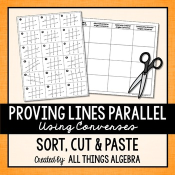 0169ebef9ee7 Proving Lines are Parallel (Using Converses) Sort