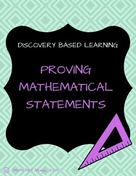 Proving Mathematical Statements through Discovery!