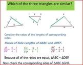 Proving Similar Triangles (PP)