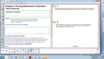 Proving Statements in Geometry