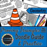 Proving Triangles Congruent Doodle Notes & Practice Worksh