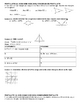 Proving Triangles Congruent Notes