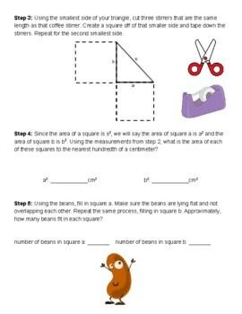 Proving the Pythagorean Theorem (8.G.B.6)