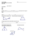 Proving triangles similar