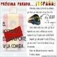 Próxima Parada: ¡España! (No Prep) Final Project