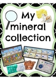 Project: My mineral collection