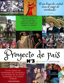 Proyecto Artístico (Cultural Project #3 in series) - Culture throught art!