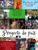 Proyecto Artístico (Cultural Project #3 in series) - Cultu