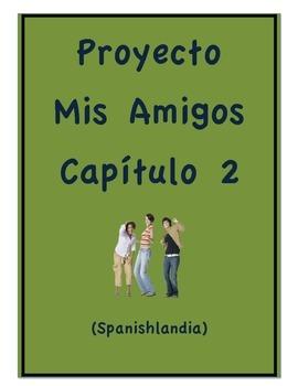 Proyecto - Exprésate Capítulo 2 - Mis Amigos (Project)