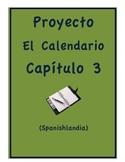 Proyecto - Exprésate 1 Capítulo 3 - El Calendario (Project)