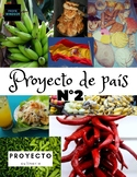 Proyecto Culinario (Cultural Project #2 in series) - Culture throught cooking!