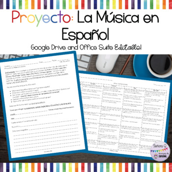 Proyecto: La Música Latina