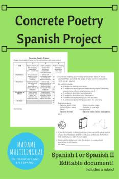 Concrete Poetry | en español