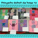 Proyecto Robot de base 10