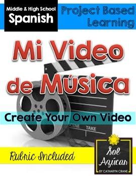 Spanish Music Video Project - Video de Musica Española