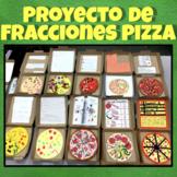 Proyecto de Fracciones (Pizza)