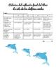 Proyecto de La isla de los delfines azules/ Island of Blue Dolphins Spanish