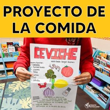 """Proyecto de la comida: a """"family favorite"""" recipe"""