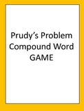 Prudy's Problem Compound Words/ Spelling Words Reading Str