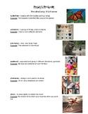 Prudy's Problem Reading Street Vocabulary