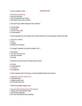 Prudy's Problem Test - Unit 2 Week 3