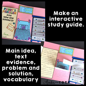 Prudy's Problem and How She Solved It Interactive Centers