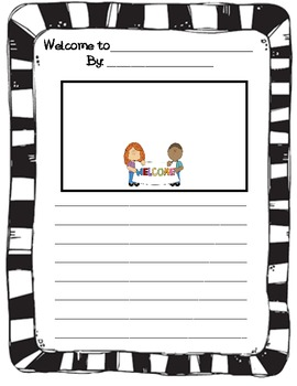 Prudy's Problem Museum Writing Organizer and Writing Template: CC Aligned