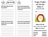Prudy's Problem and How She Solved It Trifold - Reading St 3rd Gr Unit 2 Week 3