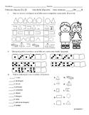Prueba corta de patrones, figuras 2D y 3D