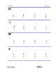 Prueba diagnóstica del área de la fonética y lectura (letras D y T)
