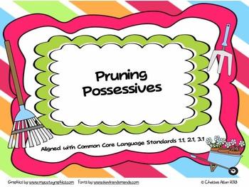 Pruning Possessives