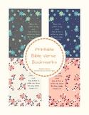 Psalm 103:1 Printable Bible Verse Bookmarks
